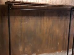 Ripiani In Legno Grezzo : Appendiabiti con ripiano creato con legno grezzo archivi